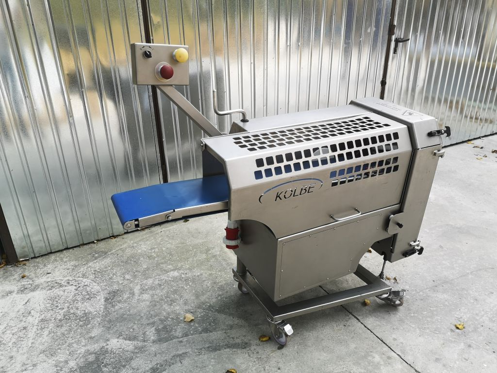 KOLBE PM150 minced meat portioning machine
