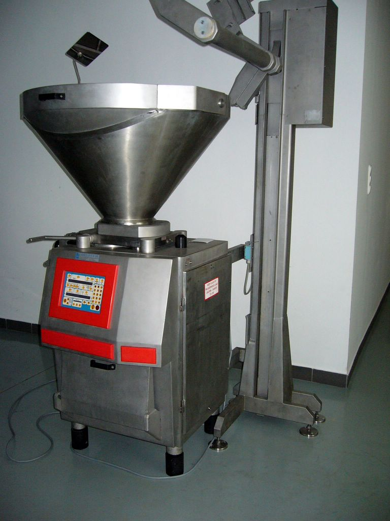 REX Technologie GmbH filling machines