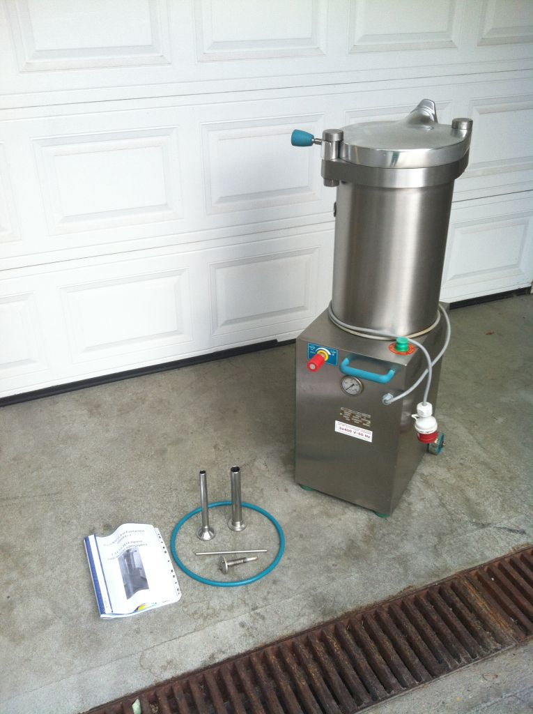 Talsa H 26 pa piston filler